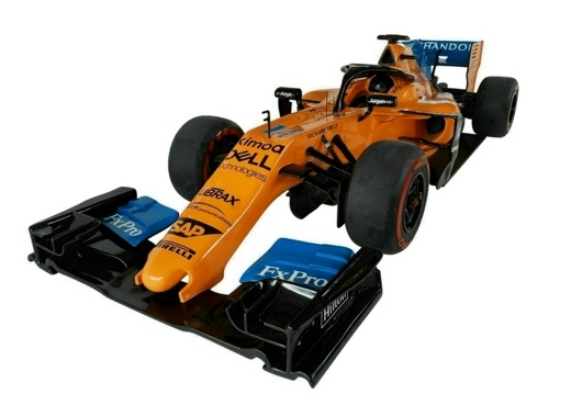 202023F1 F1 SHOW CAR CUSTOM MADE