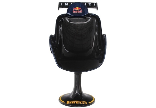 06 RED BULL FORMULA ONE CAR SWIVEL OFFICE CHAIR 1