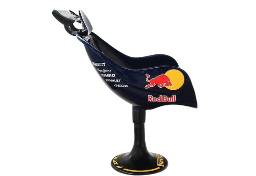 06 RED BULL FORMULA ONE CAR SWIVEL OFFICE CHAIR 4