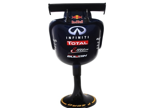 06 RED BULL FORMULA ONE CAR SWIVEL OFFICE CHAIR 5