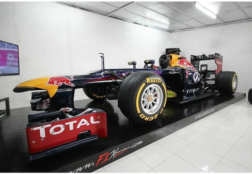 202010F1 RED BULL F1 RACING SIMULATOR 2