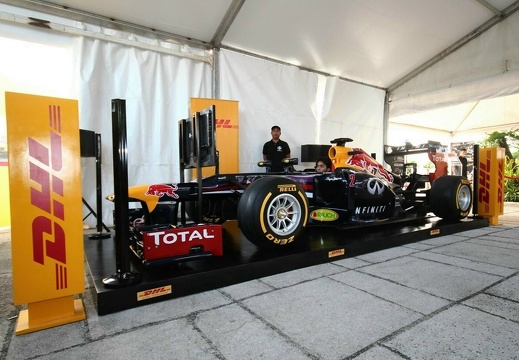 202010F1 RED BULL F1 RACING SIMULATOR 6