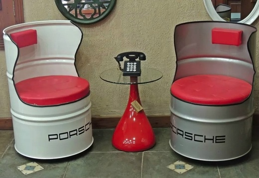 2020250 DRUM CHAIR SEATS ANY COLOUR ANY LOGO PAINTED 1