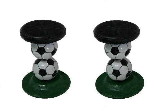 844 FOOTBALL STOOLS CHAIRS BASKET BOWLING POOL BALLS AVAILABLE ANY TEAM