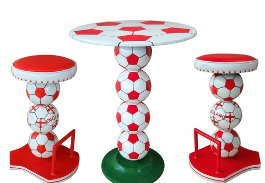 846 FOOTBALL TABLE STOOL SET BASKET BOWLING POOL BALLS AVAILABLE ANY TEAM