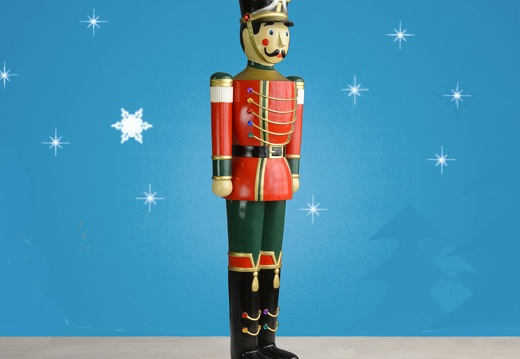 1582 6 FOOT TALL CHRISTMAS NUTCRACKER TOY SOLDIER 2
