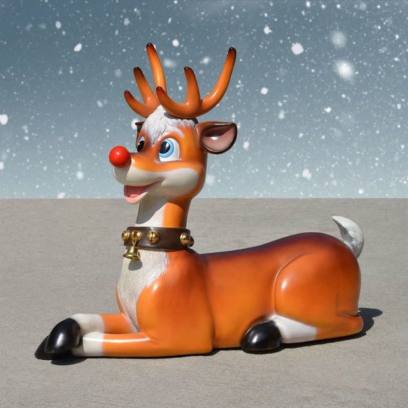 1607_FUNNY_CHRISTMAS_REINDEER_STATUE_LAYING_DOWN_3.JPG