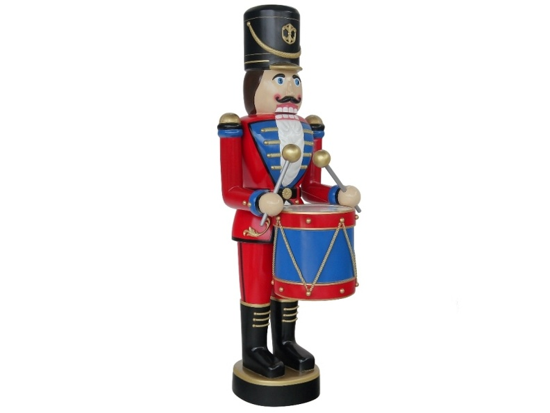909_CHRISTMAS_NUTCRACKER_SOLDIER_WITH_DRUMS_6_5_FOOT_2.JPG