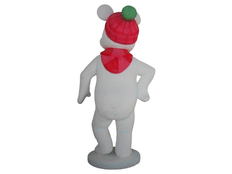 956_FUNNY_CHILD_MOUSE_SNOWMAN_CHRISTMAS_STATUES_3.JPG