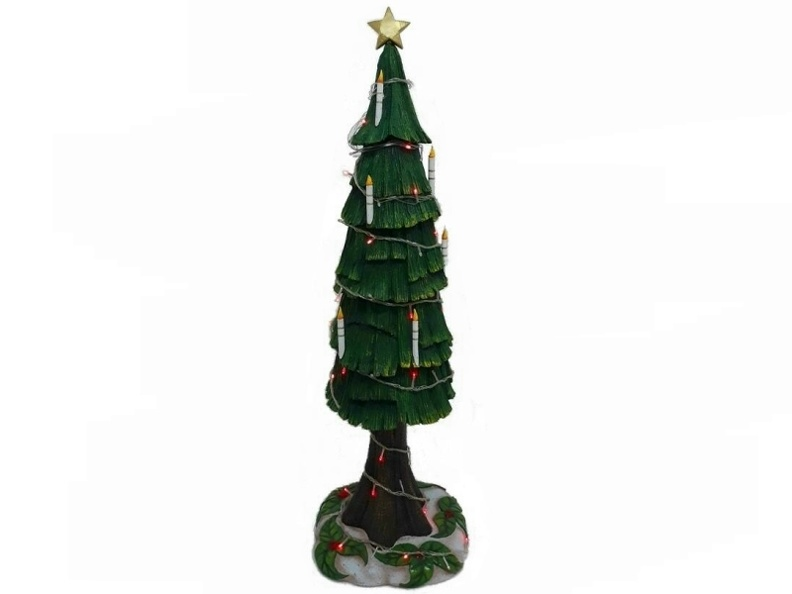 986_3D_CHRISTMAS_TREE_WITH_CANDLES_HOLLY_LEAVES_BASE_6_FOOT.JPG