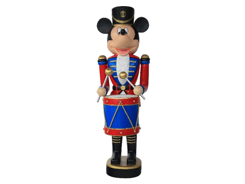 B0252_4_FOOT_FUNNY_MOUSE_CHRISTMAS_SOLDIER_NUTCRACKER_STATUE_DRUM_SET_1.JPG
