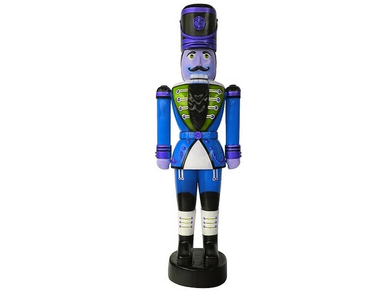 B0707_CHRISTMAS_NUTCRACKER_TOY_SOLDIER_6_5_FOOT_TALL_1.JPG