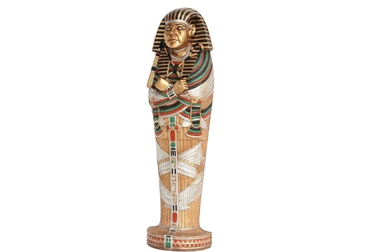 JBEGY010 TOP OF TUTANKHAMENS TOMB WALL MOUNTED FREE STANDING
