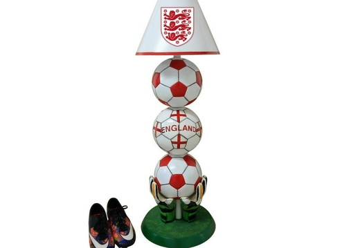 B0664 3 BALL FOOTBALL LAMP ALL TEAMS CLUBS AVAILABLE 1