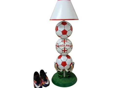 B0664 3 BALL FOOTBALL LAMP ALL TEAMS CLUBS AVAILABLE 3
