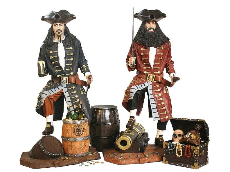 JBP084_LIFE_SIZE_BLACK_BEARD_PIRATE_LIFE_SIZE_JACK_SPARROW_PIRATE_STANDING_TOGETHER.JPG