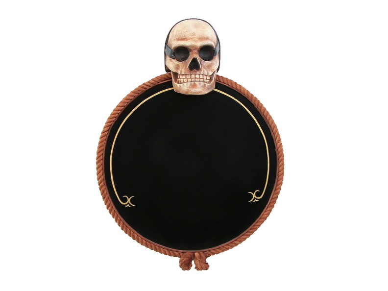 JJ238_SCARY_SKULL_ROUND_ADVERTISING_BOARD_WALL_MOUNTED.JPG