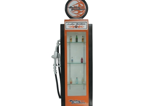 109 RETRO VINTAGE GAS PUMP ANY CUSTOM DESIGN COLOUR PAINTED 1