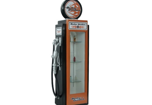 109 RETRO VINTAGE GAS PUMP ANY CUSTOM DESIGN COLOUR PAINTED 2