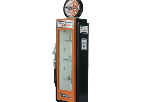 109 RETRO VINTAGE GAS PUMP ANY CUSTOM DESIGN COLOUR PAINTED 3