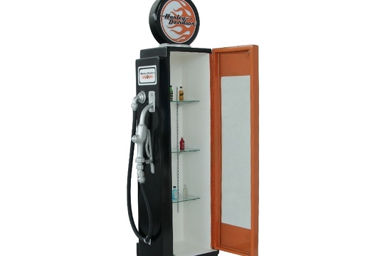 109 RETRO VINTAGE GAS PUMP ANY CUSTOM DESIGN COLOUR PAINTED 4