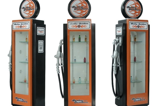 109 RETRO VINTAGE GAS PUMP ANY CUSTOM DESIGN COLOUR PAINTED 5