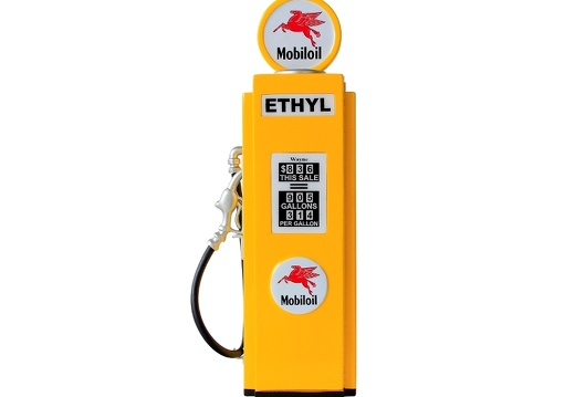 277 RETRO VINTAGE GAS PUMP ANY CUSTOM DESIGN COLOUR PAINTED 1