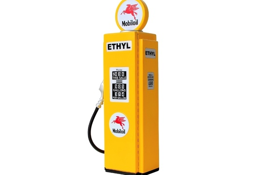 277 RETRO VINTAGE GAS PUMP ANY CUSTOM DESIGN COLOUR PAINTED 3