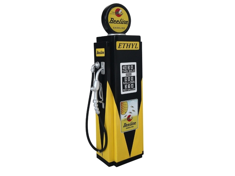 279_RETRO_VINTAGE_GAS_PUMP_ANY_CUSTOM_DESIGN_COLOUR_PAINTED_2.JPG