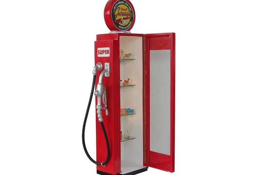 280 RETRO VINTAGE GAS PUMP ANY CUSTOM DESIGN COLOUR PAINTED 3