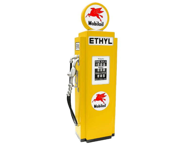 JBA3F163_MOBILOIL_MOTOR_OILS_VINTAGE_GAS_PUMP_WITH_OPENING_DOOR_BUILT_IN_SHELFS_YELLOW_1.JPG