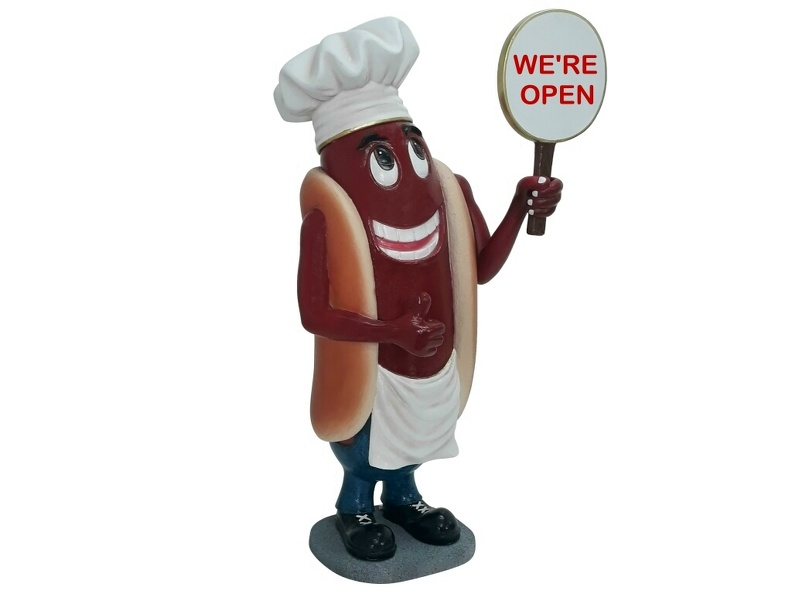 1627_FUNNY_CHEF_HOT_DOG_ADVERTISING_SIGN_STATUE_2.JPG