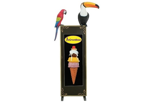 B0200 REPLICA ICE CREAM CUSTOM MADE LIFE SIZE