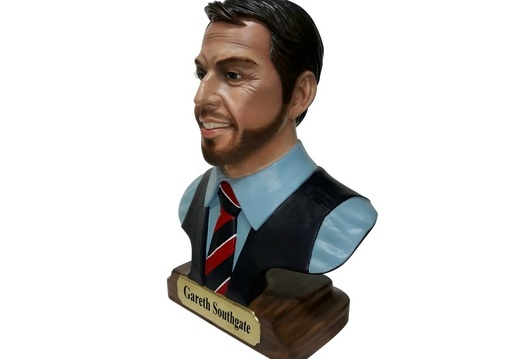 1031 - Gareth Southgate England Manager Life Size Bust - 3