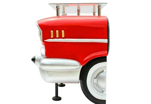 1030 - Retro Vintage Car Bar - All Colors Available - 3