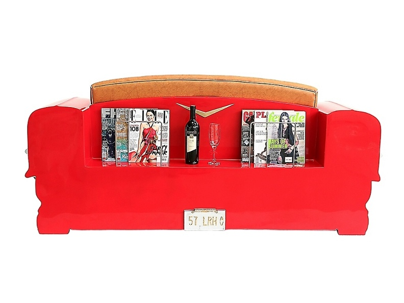 JBCR090 - Vintage 57 Chevy Bel Air Car Sofa With Magazines ...
