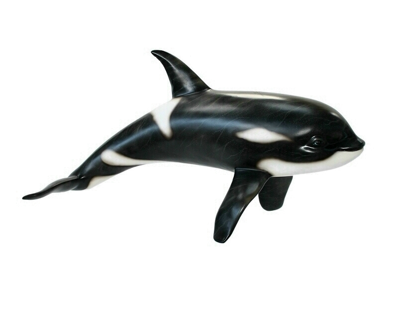 16 Foot Long - ORCA Killer Whale