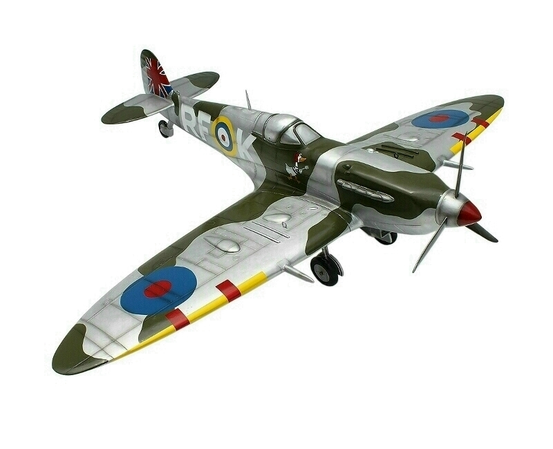 British Spitfire World War II Fighter Aircraft