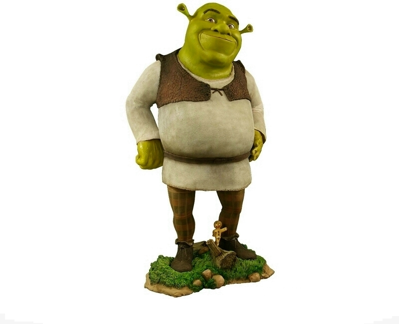 Life Like Shrek 7 Foot Statue
