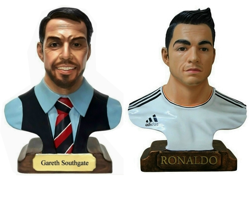 Life Like Sports & Football Celebrity Busts