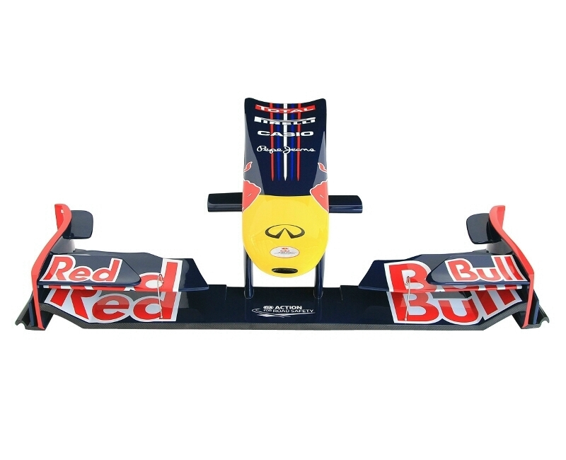 Red Bull Formula One Nose Cone